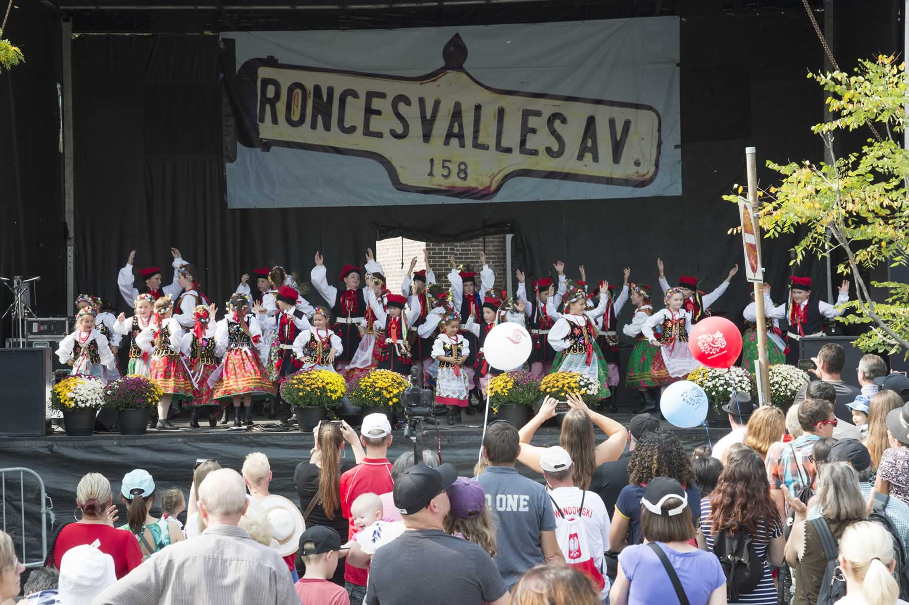 Roncesvalles Polish Festival is just around the corner!