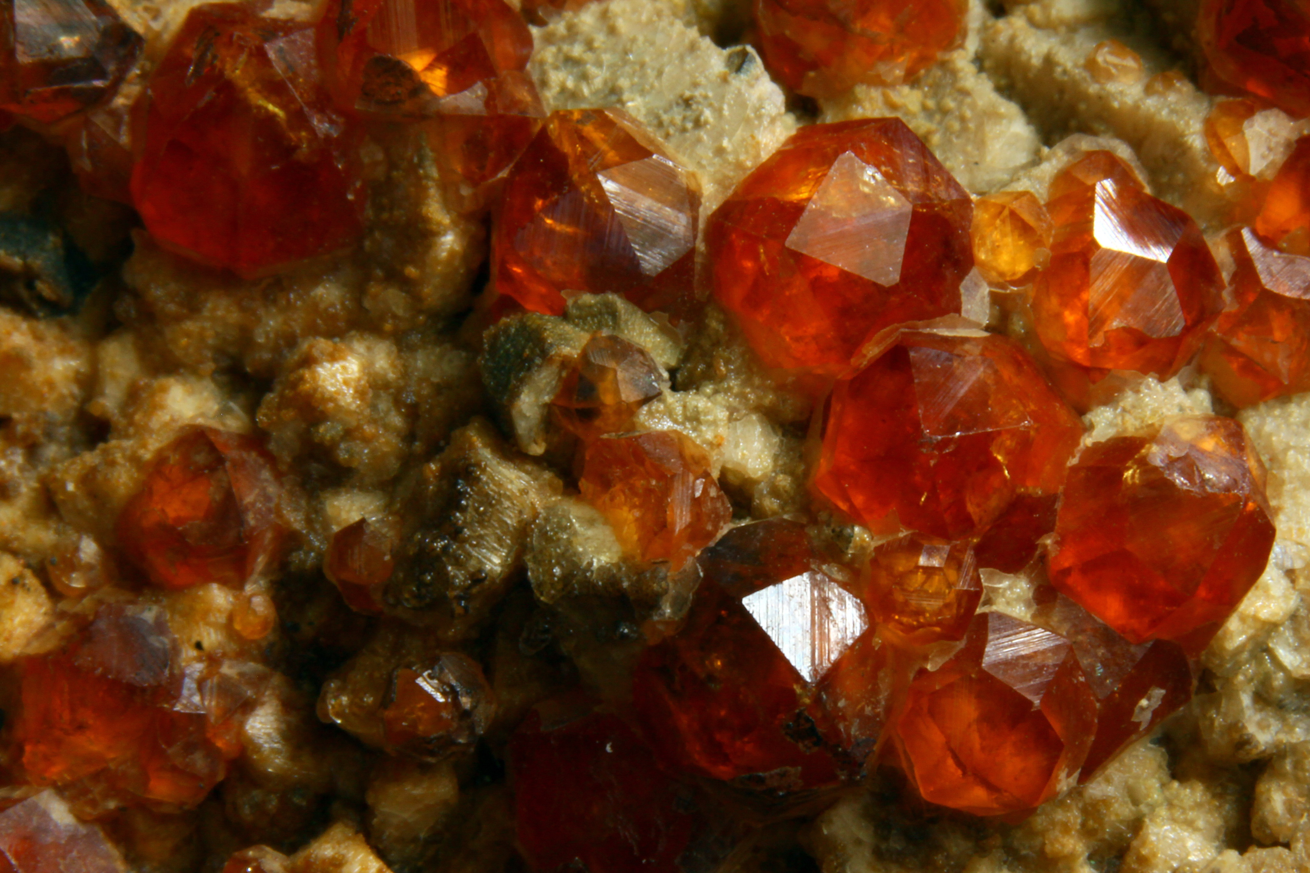 Let's talk about garnets