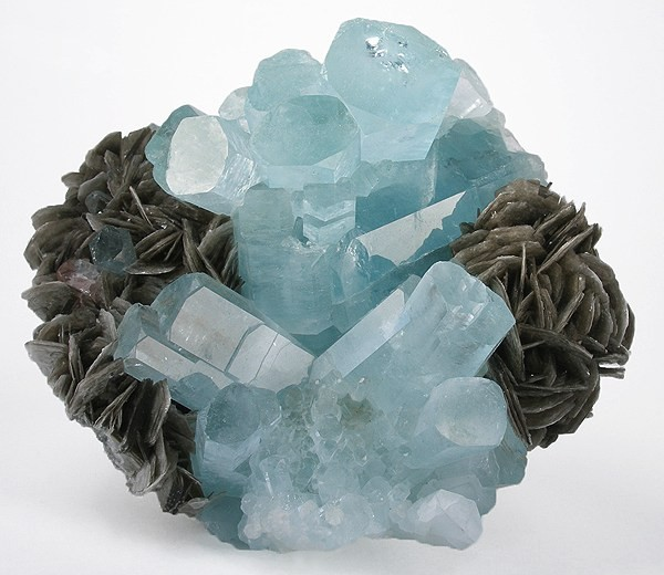 Aquamarine, The stone of the Seven Seas.