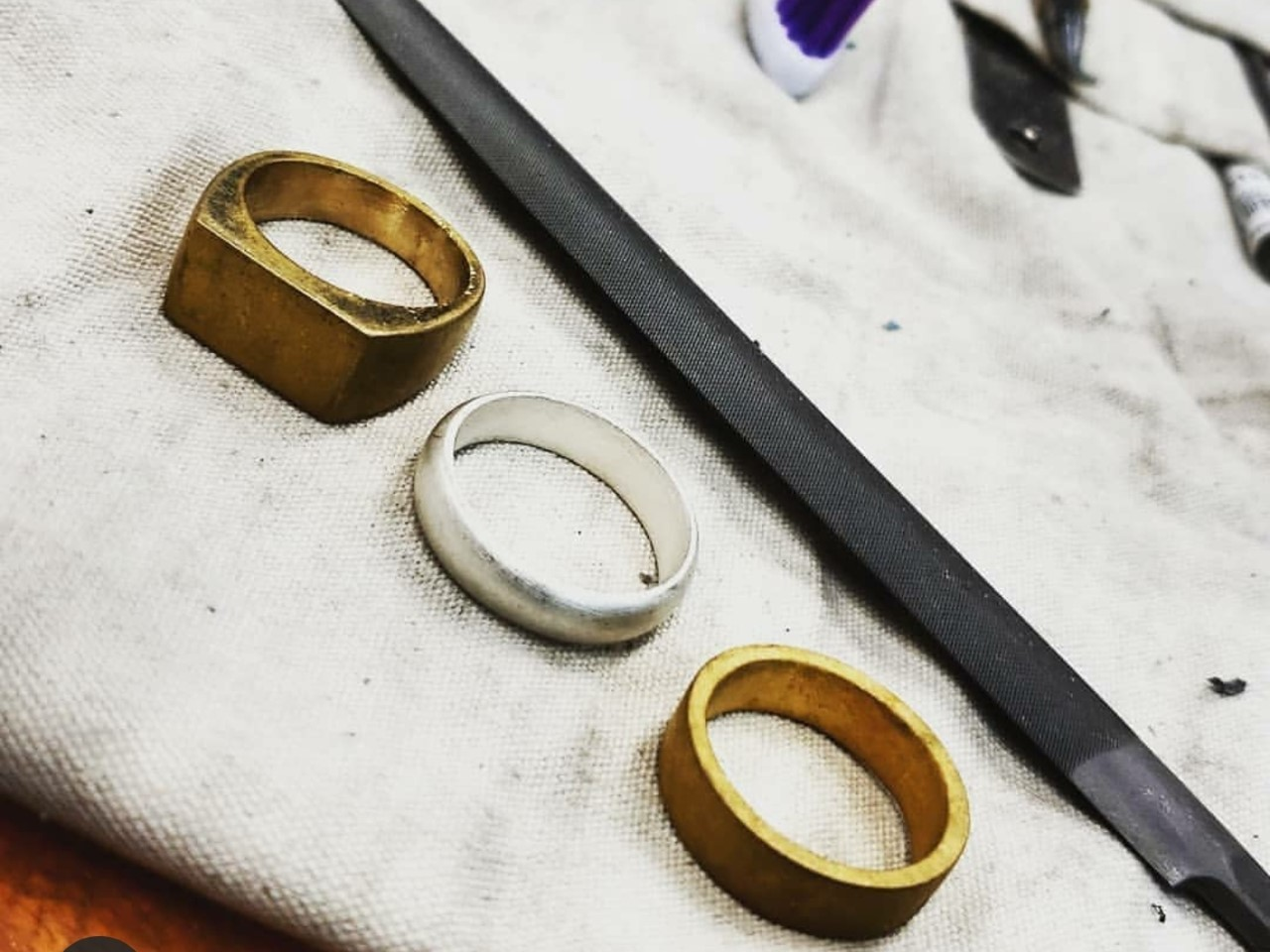 What being a Goldsmith has taught me about life.