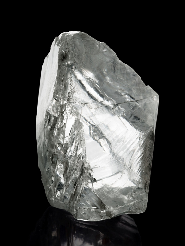Diamond,                             From ash and slime to indestructible beauty.