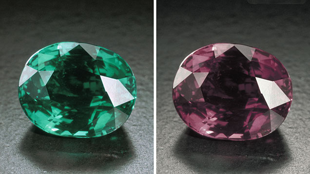 Alexandrite, The new cardinal gem on the block.