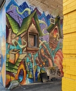 Street Art in the City