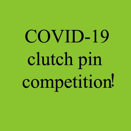 In Studio COVID 19 Pin Competition!
