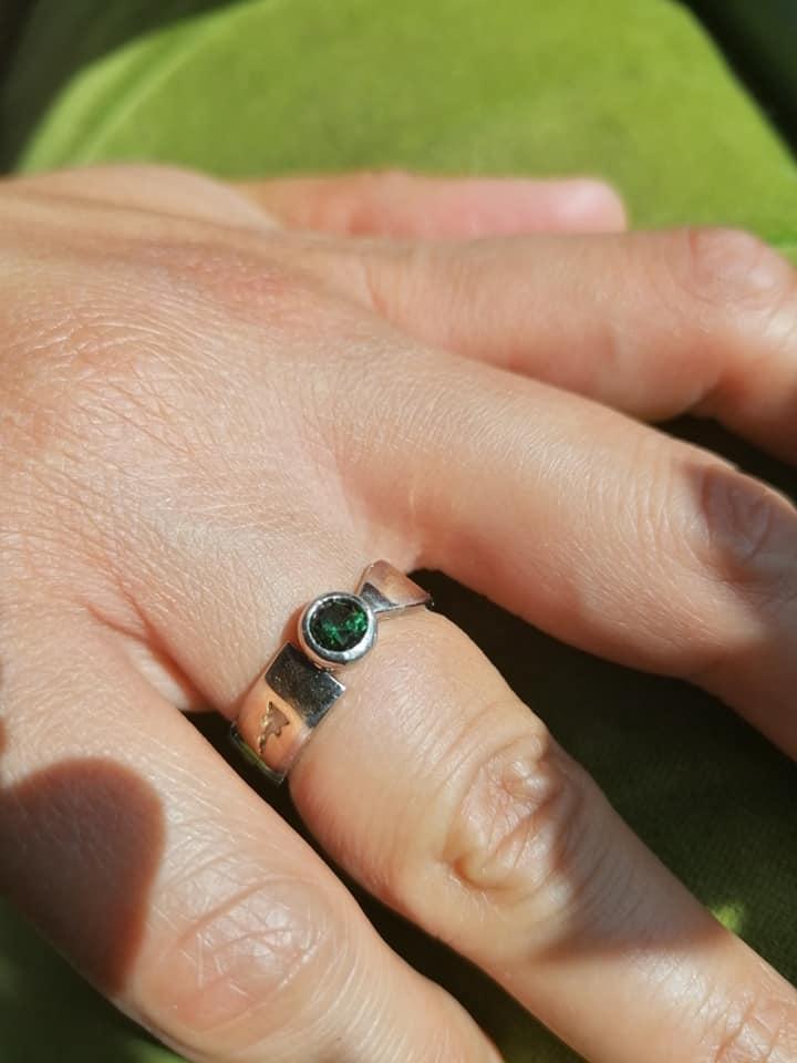 Custom rings are fun!